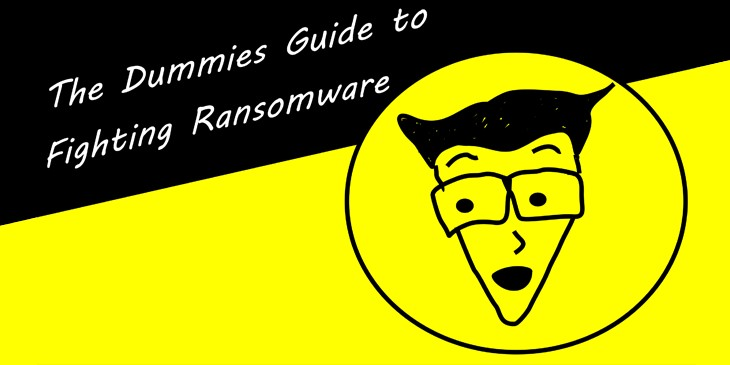 The Dummies Guide to Ransomware!