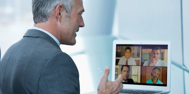 Videoconferencing: Productivity gains a screen away