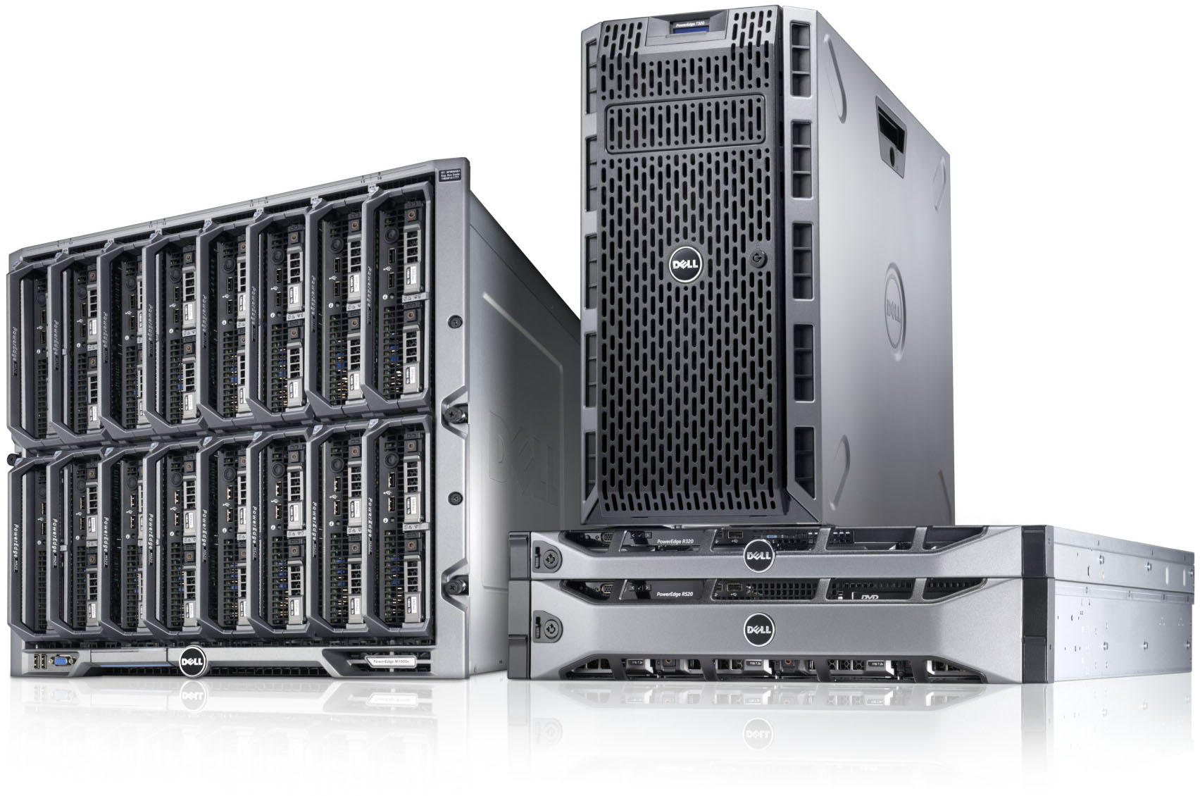DELL PowerEdge Server Family