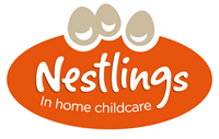Nestlings In Home Childcare Logo
