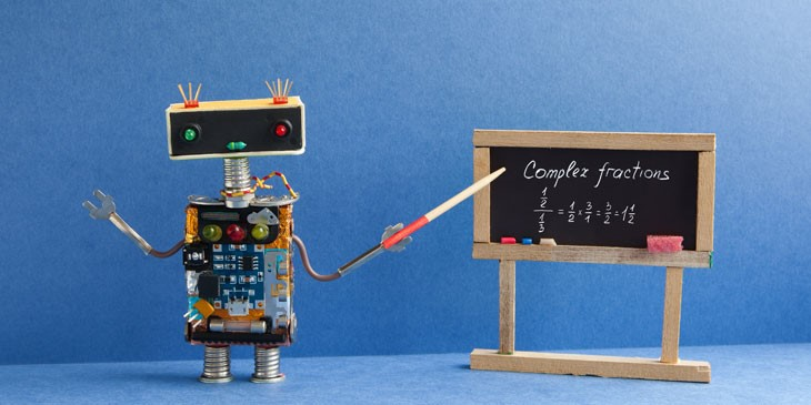 Are robots the teachers of the future?